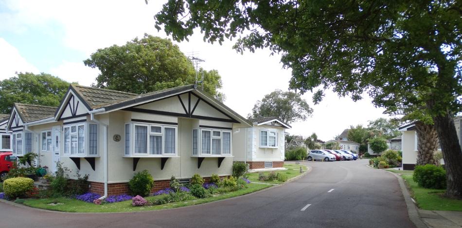 Spacious homes