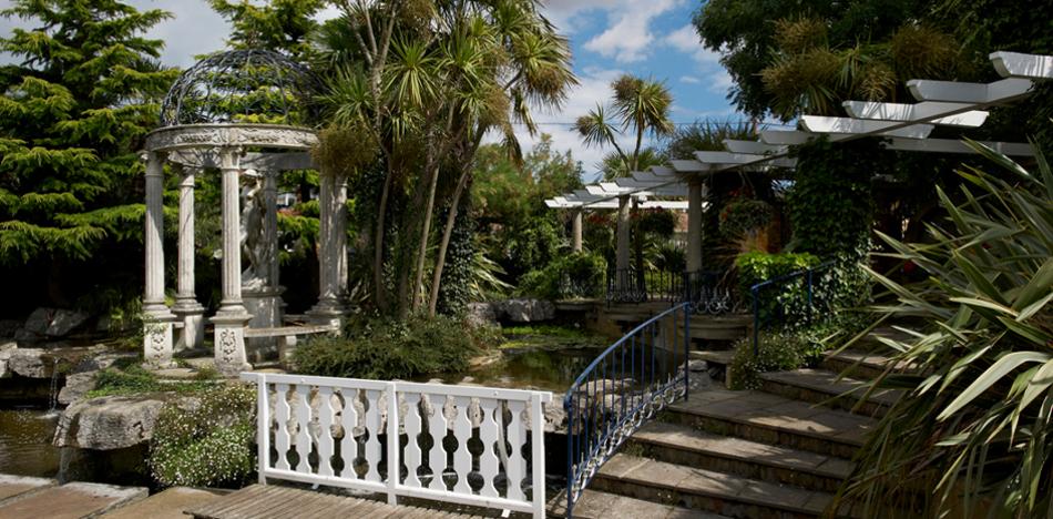 Italian Style Gardens