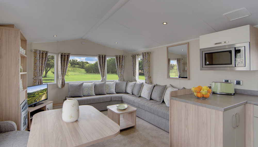 2017 Willerby Rio Gold Foxhunter Park
